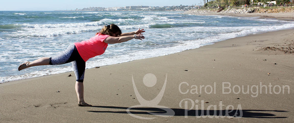 Carol Boughton Pilates instructor. Pilates classes Horsham Crawley Colgate Faygate