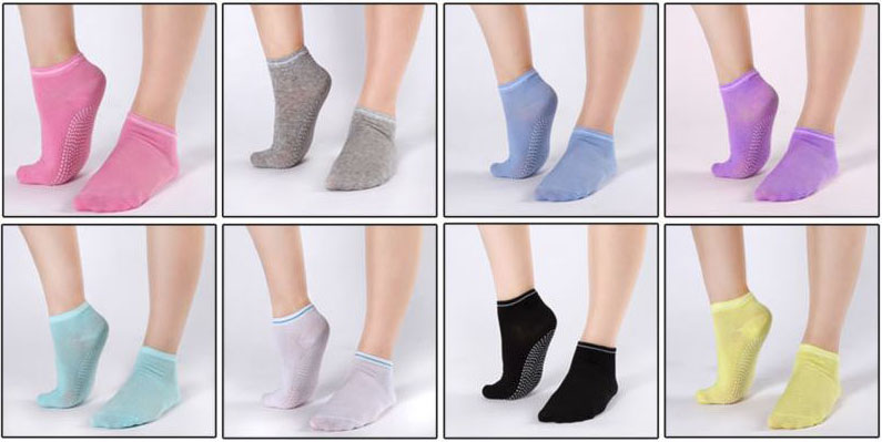 Non slip pilates socks for sale