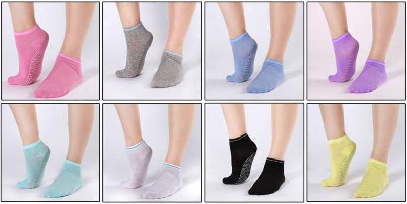 Non slip pilates socks for sale